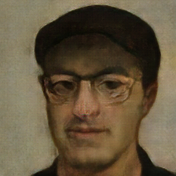 An AI generated portrait of the author of this website